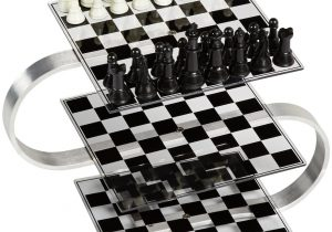 3D chess board