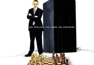 Kasparov and the machine