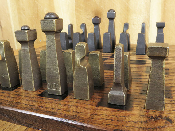 Blacksmith Chess