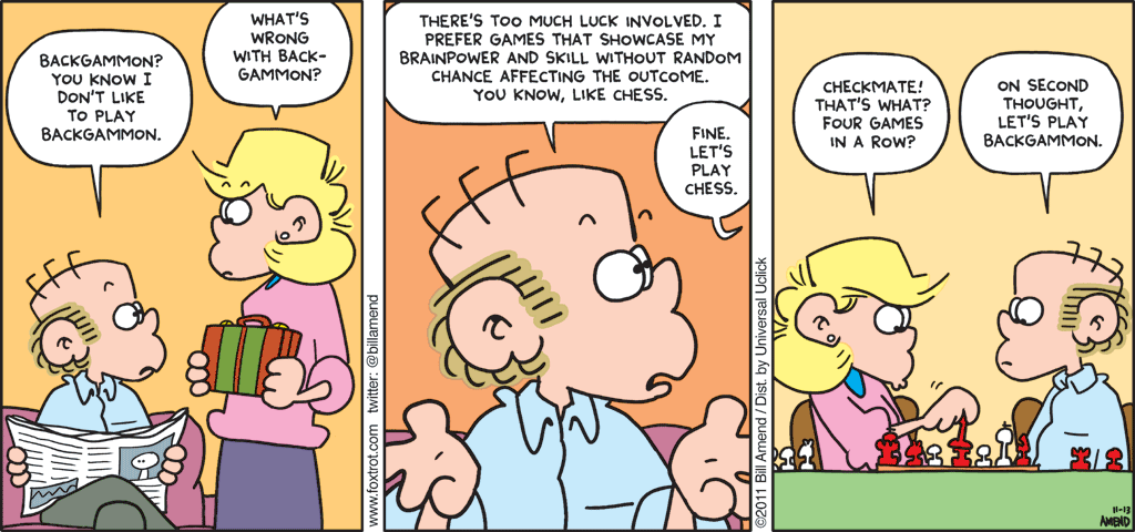 foxtrot web comic