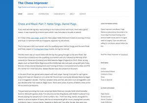 The Chess Improver